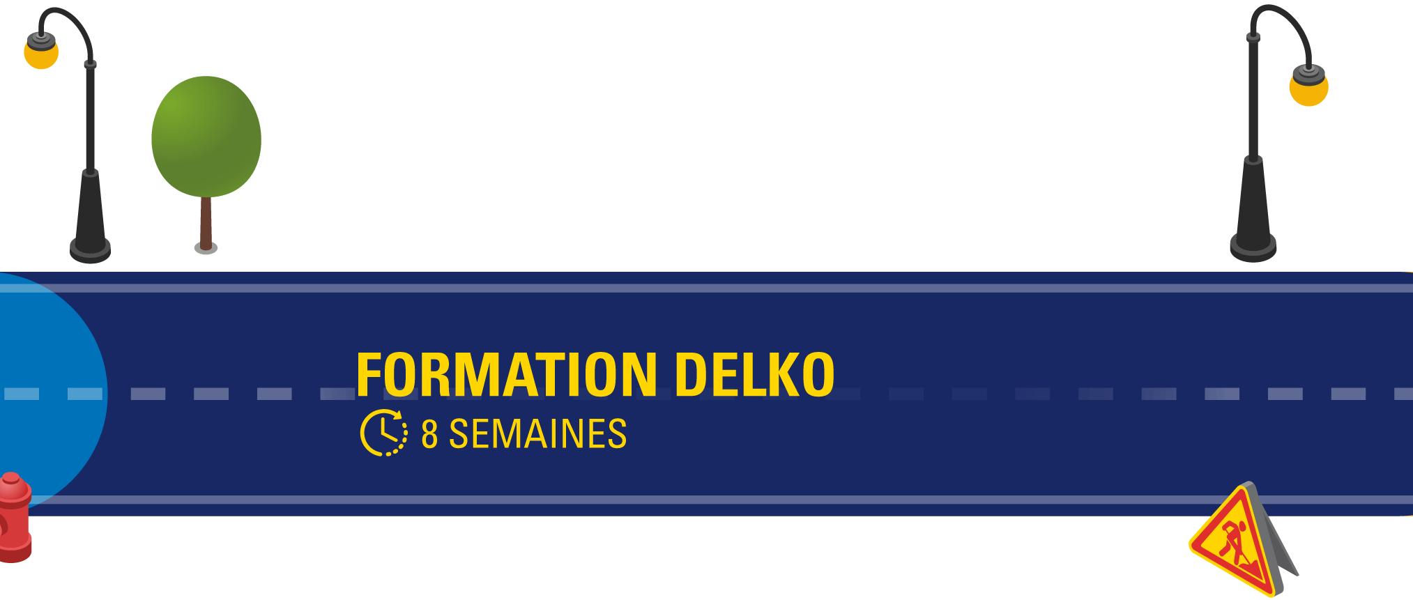 formation Delko