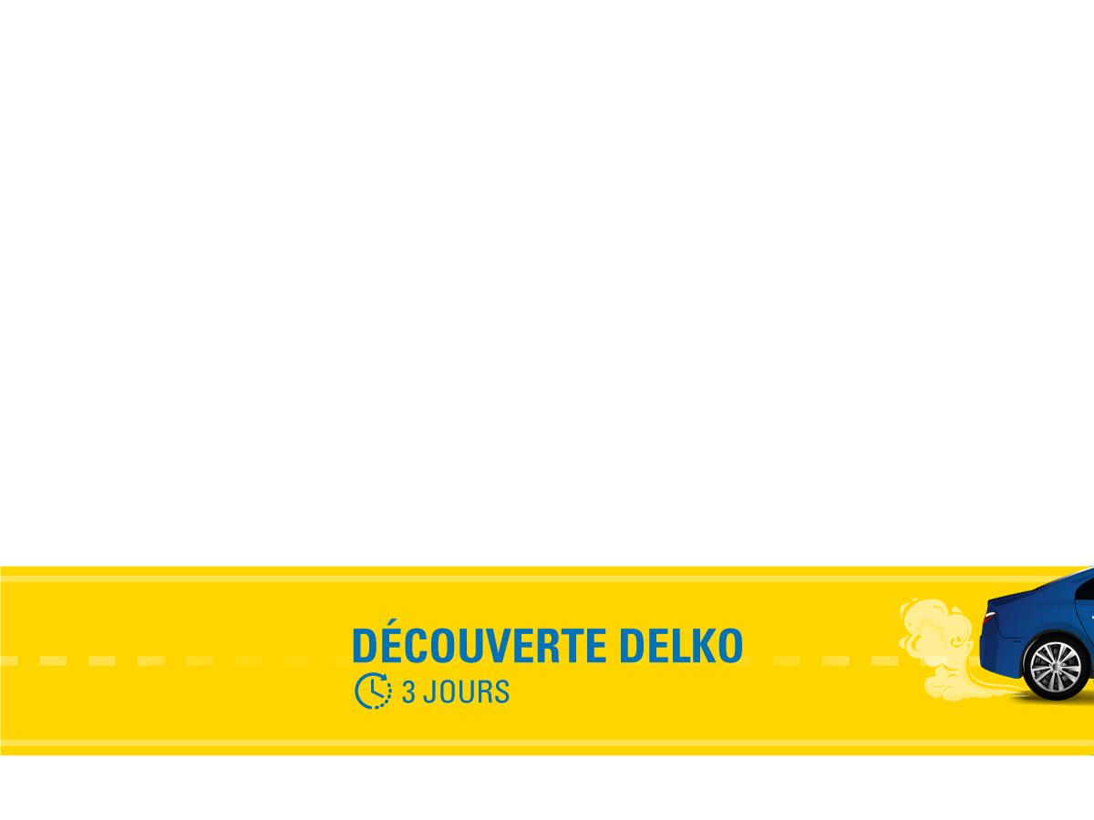 découverte Delko
